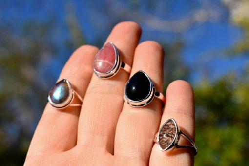 Sterling-silver-rings-Rhodocrosite
